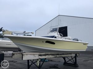 Used Tidewater 1900 Bay Boat For Sale