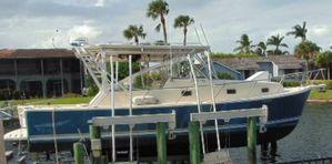 Used Mainship Pilot 34 Rum Runner Classic Power Cruiser Boat For Sale
