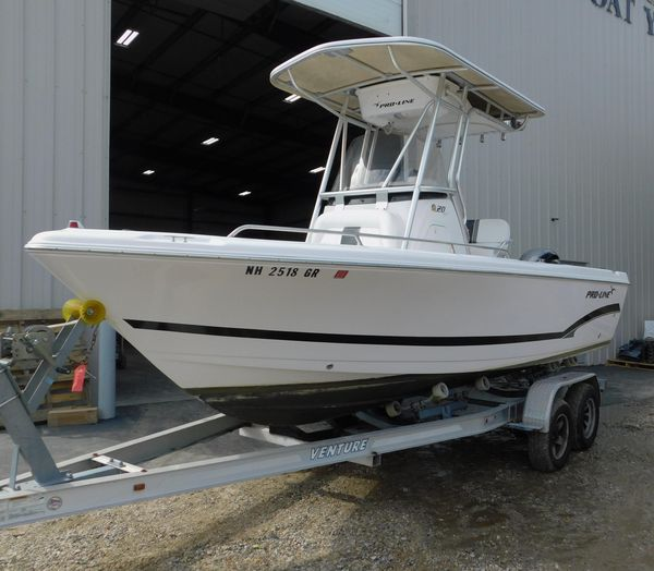 Used Pro-Line 20 Sport Center Console Fishing Boat For Sale