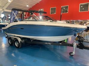 New Sea Ray SPX 190 Bowrider Boat For Sale
