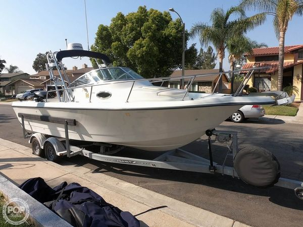 Used Starcraft 2490 Expedition Walkaround Fishing Boat For Sale