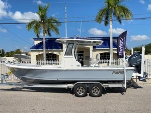 New Parker 2600 SH Center Console Fishing Boat For Sale