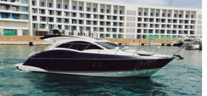 Used Marquis Sports Coupe 420 Express Cruiser Boat For Sale