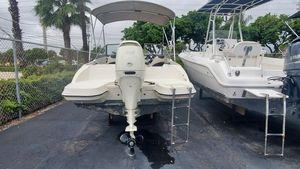 Used Stingray 191 DC Deck Boat For Sale