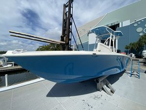Used Seavee 270Z Bay Boat Bay Boat For Sale