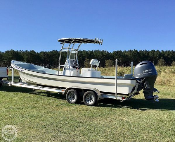 Used Imemsa W-25 Panga Center Console Fishing Boat For Sale