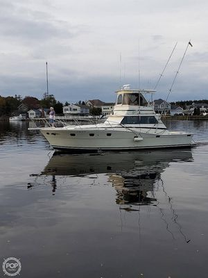 Used Viking 40 Sports Fishing Boat For Sale