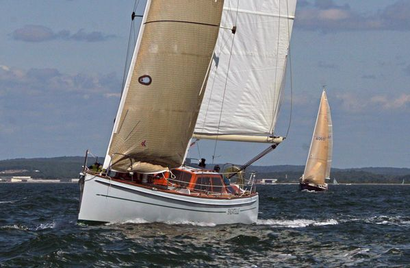 Used Custom Kiss 44 One Off Racer and Cruiser Sailboat For Sale