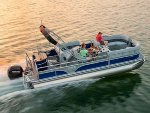 New Lowe Sf232 Pontoon Boat For Sale