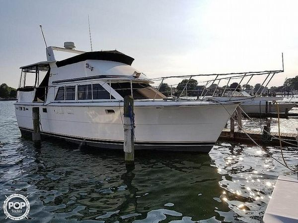 Used Trojan 40 MY Aft Cabin Boat For Sale