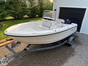 Used Trophy 17 Center Console Fishing Boat For Sale