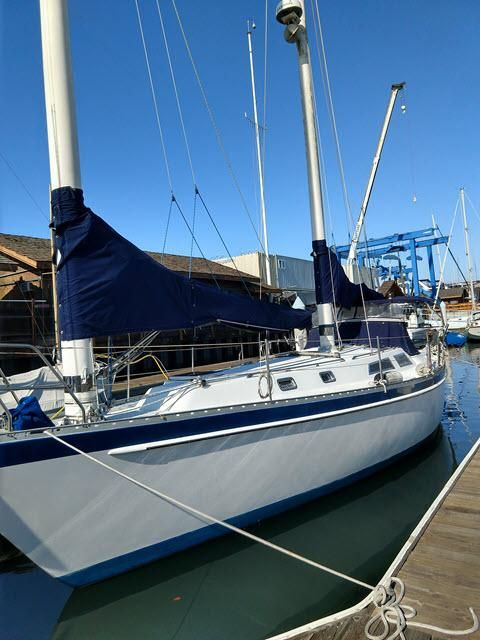 Used Freedom 39 Ketch Sailboat For Sale