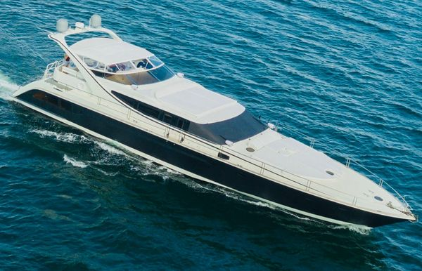 Used Palmer Johnson 80 Motor Yacht For Sale