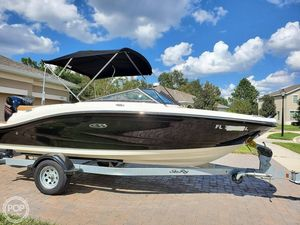 Used Sea Ray SPX 190 OB Bowrider Boat For Sale