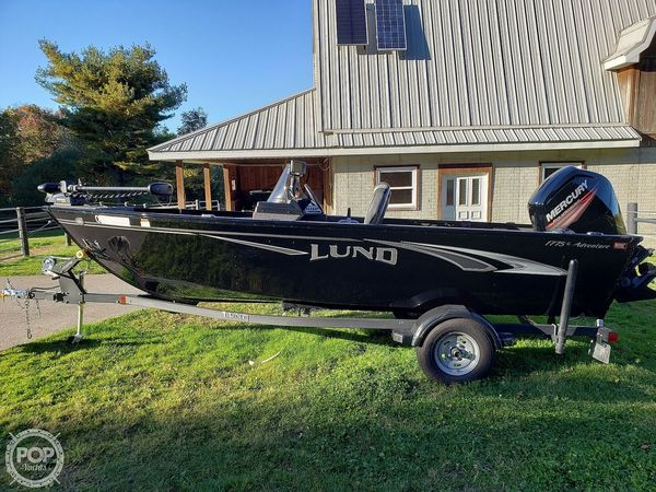 Used Lund Adventure 1775 SS Bass Boat For Sale