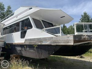 Used Three Buoys Sunseeker 52 House Boat For Sale