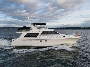 Used Ocean Alexander 548 Pilothouse Motor Yacht For Sale