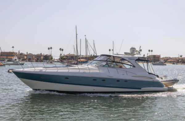 Used Cruisers Yachts 560 Express Cruiser Boat For Sale