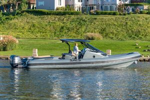 New Sacs Strider 11 Runabout Boat For Sale