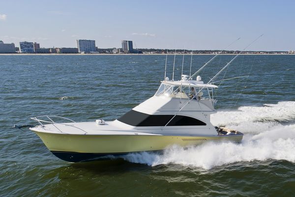 Used Ocean Yachts 54 Super Sport Sports Fishing Boat For Sale