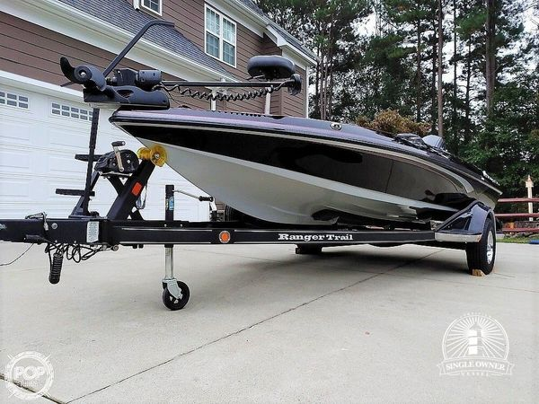 Used Ranger Boats Z518 Bass Boat For Sale