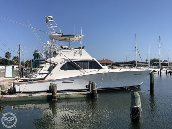 Used Post Sportfisher Sports Fishing Boat For Sale