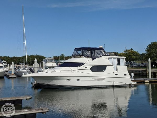 Used Silverton 453 Aft Cabin Boat For Sale