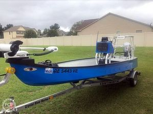 Used Gheenoe LT-25 Flats Fishing Boat For Sale