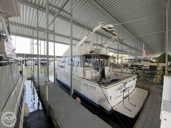 Used Bayliner 3888 Motoryacht Express Cruiser Boat For Sale