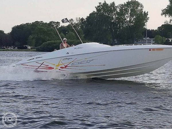 Used Baja 29 Outlaw SST High Performance Boat For Sale