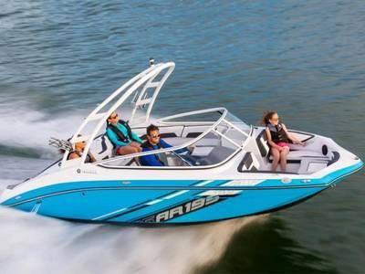 New Yamaha Boats AR195 Bowrider Boat For Sale