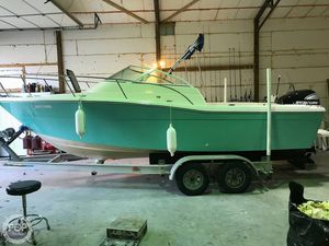 Used Sportcraft 221 Walkaround Fishing Boat For Sale