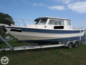 Used C-Dory 25 Pilothouse Boat For Sale