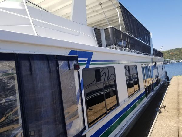Used Sumerset 18 x 88 Houseboat House Boat For Sale