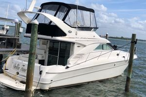 Used Sea Ray 400 Sedan Sports Fishing Boat For Sale