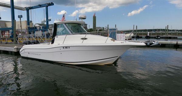 Used Seaswirl Striper Cruiser Boat For Sale