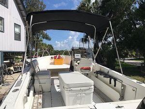Used Spacecraft v24 Dive Boat For Sale