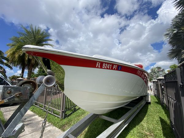Used Concept Boats Concept 36 Center Console Fishing Boat For Sale