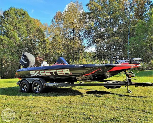 Used Skeeter ZX 200 Bass Boat For Sale