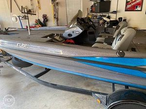 Used Triton 17 Pro Bass Boat For Sale