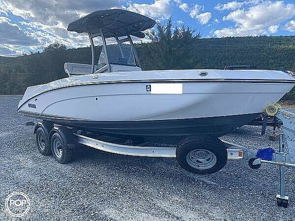 Used Yamaha 210 FSH Deluxe Edition Jet Boat For Sale