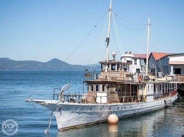 Used Union Ironworks 109 Motorsailer Sailboat For Sale