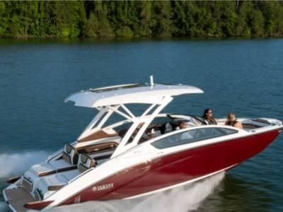 New Yamaha Boats 275SD Bowrider Boat For Sale