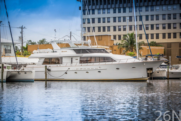 Used Crescent Motor Yacht For Sale