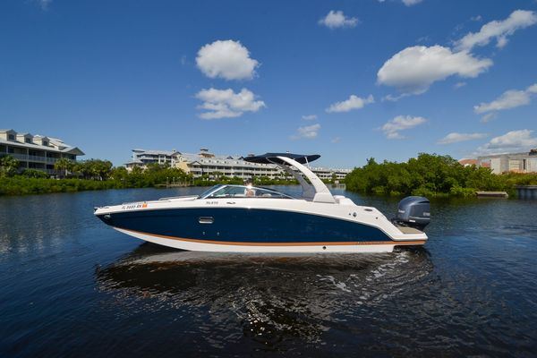 Used Four Winns Hd270 OB Bowrider Boat For Sale