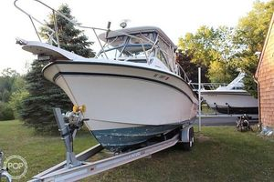 Used Grady-White Dolphin 25 Walkaround Fishing Boat For Sale