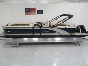 New Barletta L25QC Pontoon Boat For Sale