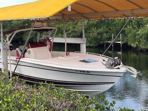 Used Avanti 33 CC Cuddy Cabin Saltwater Fishing Boat For Sale