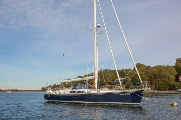 Used Hylas Cruiser Sailboat For Sale
