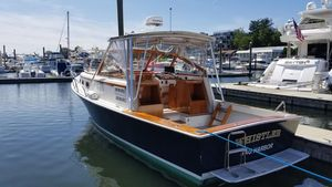 Used Fortier Downeast Fishing Boat For Sale